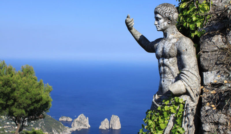 Naples Shore Excursions: Pompeii, Sorrento, Capri from Naples port