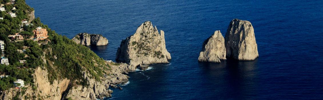 Naples Shore Excursions Capri