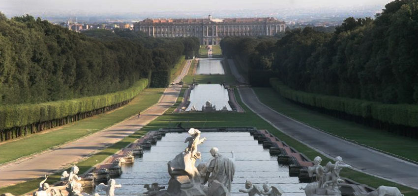 Private Tour Caserta