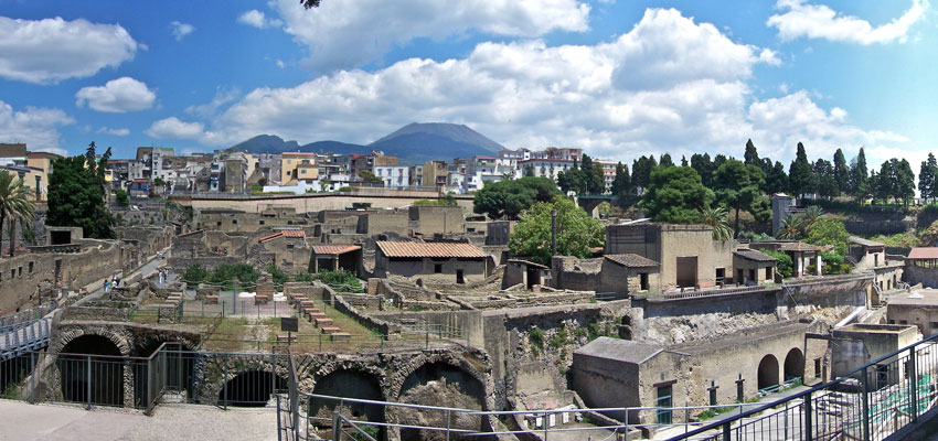 Private Tour Herculaneum