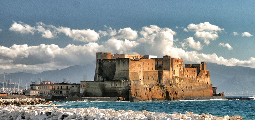 Private Tour Naples From Sorrento