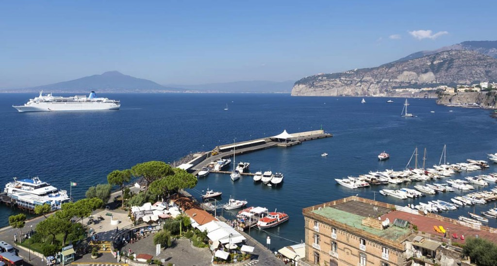 Private Tours from Sorrento