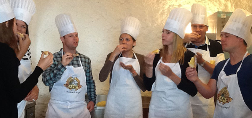tour sorrento with cooking school