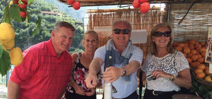 Positano Tour and Wine Tasting with Mimmo
