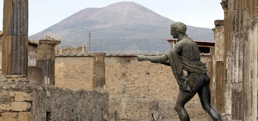 Tour Pompeii wine tasting