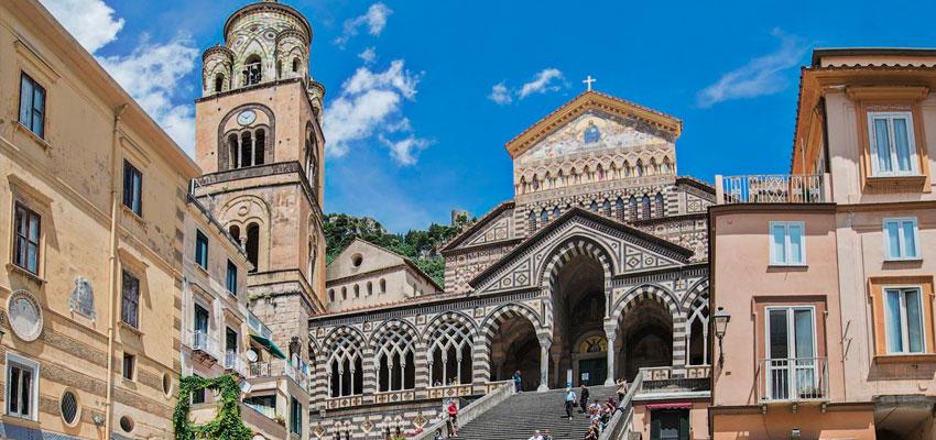 Sorrento Private Tour Amalfi Coast - AMALFI