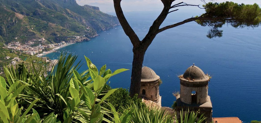 Ravello Shore Excursions from Sorrento
