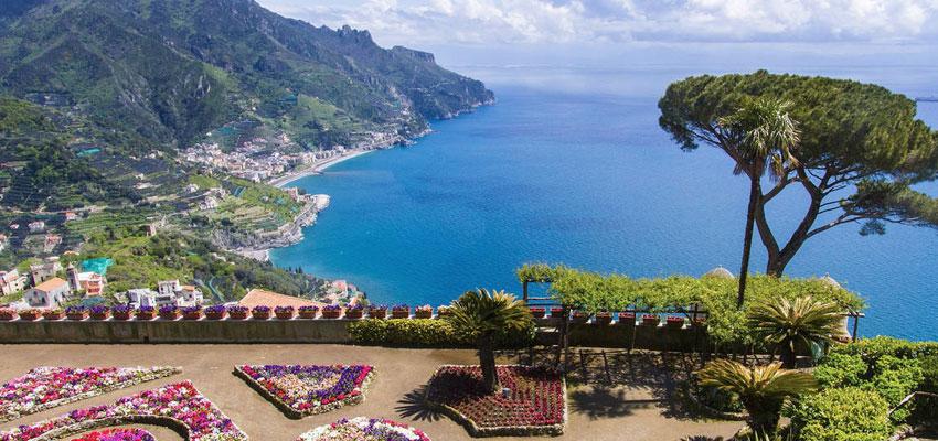 Private Tour Amalfi Coast from Sorrento Ravello