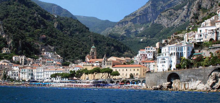 Salerno Shore Excursion Amalfi Coast