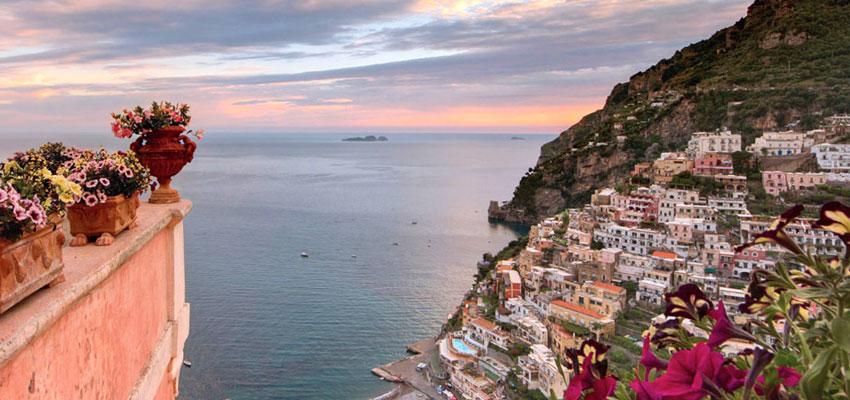 Salerno Shore Excursion Amalfi Coast Positano